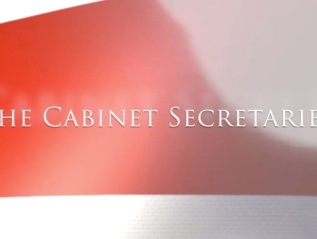 10 Downing Street – Cabinet Secretaries – The Men of Secrets