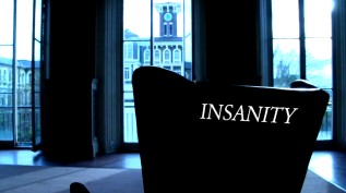 Insanity, Death & Art Opening Sequence