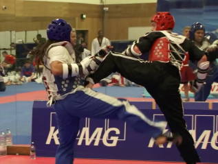 UK Sport 2013: Battle4Brazil, Fighting Chance